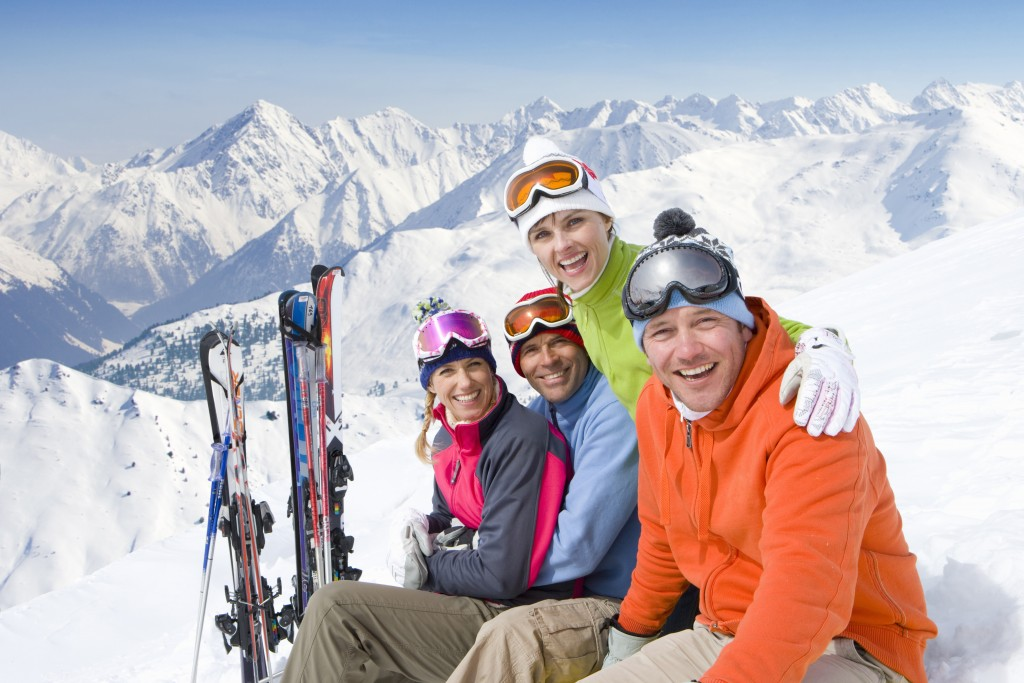 Ski-Safety Suggestions: Fighting Off Frostbite for First-Time Skiers