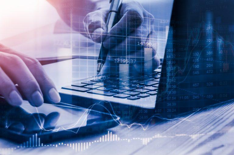 managing finances concept