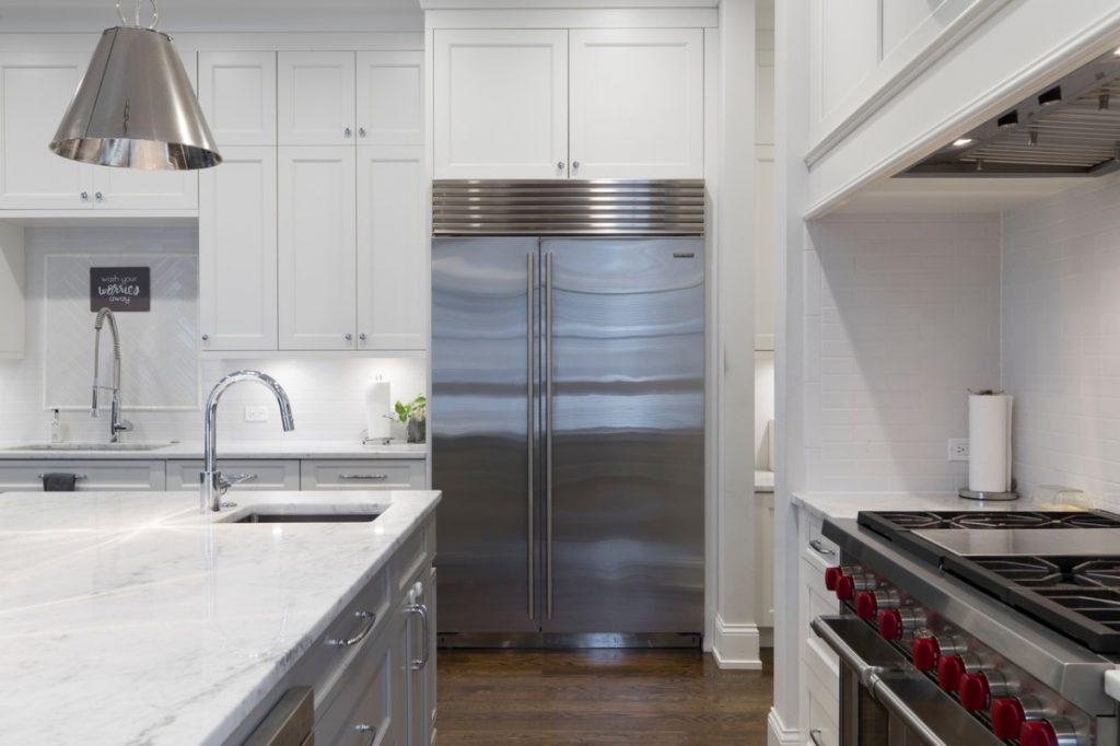 large refrigerator
