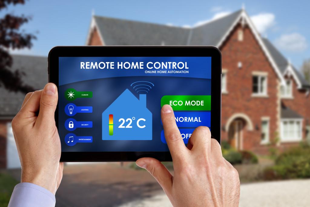 smart home controler