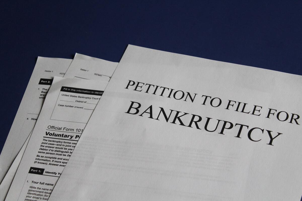 Ways to Recover From Bankruptcy Today